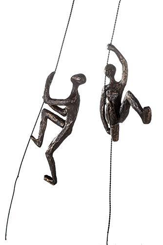 Casablanca Skulptur Scramble Poly,broncefin.2f.sort.