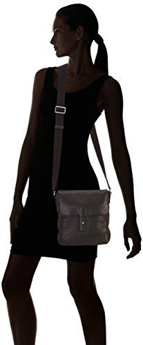 Ecco  ECCO Ely Small Crossbody, shoppers femme Marron (Braun (MOCCA 90000)