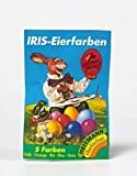 Iris Eierfarben