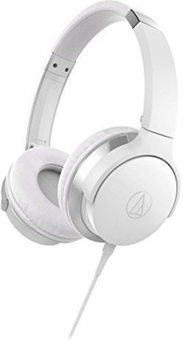 Audio-Technica ATH-AR3iSWH Head-band Binaural Wired White mobile headset -  Mobile 1f0a1d77fda6