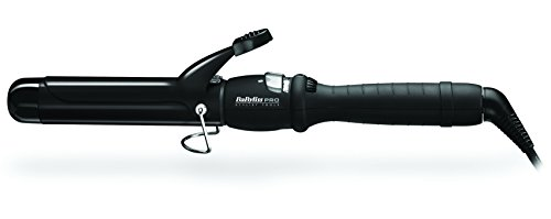 BaByliss Pro Ceramic Dial A Heat 32mm Tong With 25 Heat Settings - Curler - 31DHs0dlIdL - BaByliss Pro Ceramic Dial A Heat 32mm Tong With 25 Heat Settings – Curler
