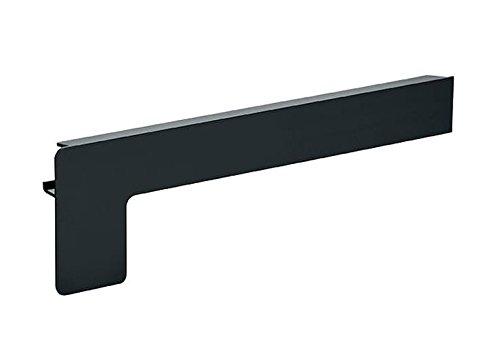 Fensterbank Endstück Aluminium Putz 50-400 mm WEISS SILBER ANTHRAZIT BRONZE