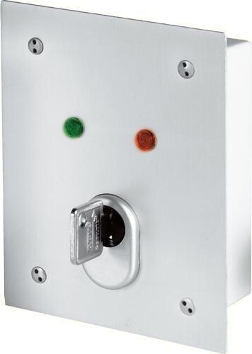 ABUS SE1100 UP-Schlüsselschalter Test