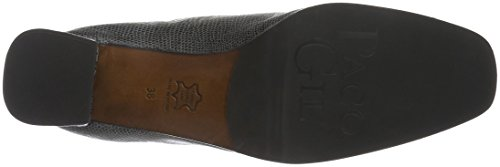 Paco Gil Damen P3085 Kurzschaft Stiefel Grau (Cenit)