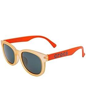 Occhiali da sole bambino Crocs, JS 005 OE arancione polarizzato