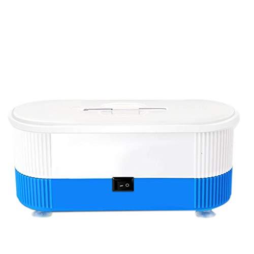 Jinzuke 3 in 1 Multifunktions-Ultraschallreiniger Gläsern elektrische Kontaktlinsen Waschmaschine Schmuck zu sehen Waschreinigungsmaschine