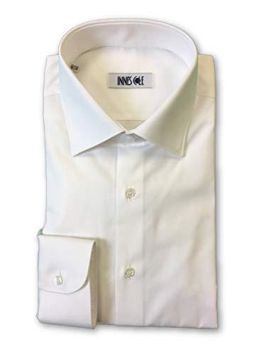 Ingram classic shirt in white 16.5