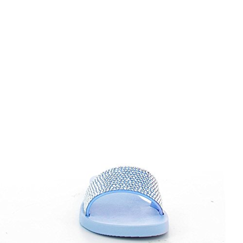 Ideal Shoes ,  Infradito donna Blu