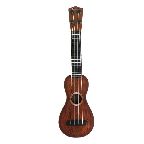 Juguetes de Instrumento Musical Mini-guitarra Plástica Niños Bebés # 1