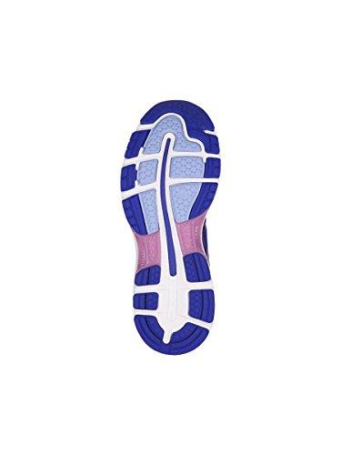 Asics Damen Gel-Nimbus 19 Laufschuhe, Blau (Blue Purple/violet/airy Blue)