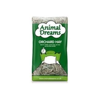 Animal Dreams Fresh Orchard Hay 1kg Animal Dreams Fresh Orchard Hay 1kg 31DIPQCfuRL