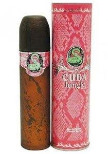 Cuba Jungle Snake fur DAMEN von Cuba - 35 ml Eau de Parfum Spray