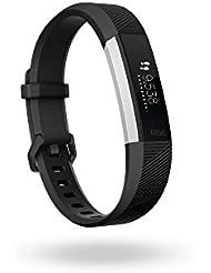 Fitbit - Alta HR - Bracelet d'activité forme au quotidien : jusqu'à 7 jours d'autonomie