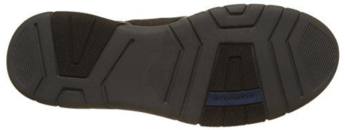 Stonefly Neptune 1 Bru O / Lycr, Sneaker Man Black (negro / Negro)