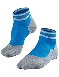FALKE Ru4 Check Short - Calcetines de Running para Hombre