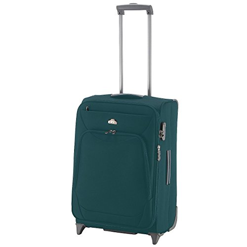 d & n Travel Line 6100 2-Rollen Trolley 60 cm