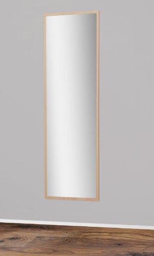 5136-1 - Spiegel 175x55cm  Rückwand buche