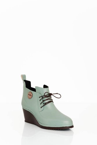 Nokian Footwear by Julia Lundsten - Chaussures en caoutchouc -Lace Up Shoe- (Originals) [LUS123] bleu fumée