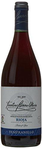 Faustino Rivero Ulecia Rioja Vino Tinto - 750 Ml