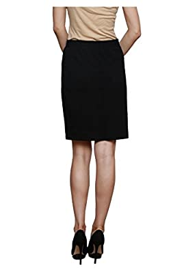 Finesse Women's Pencil Skirt