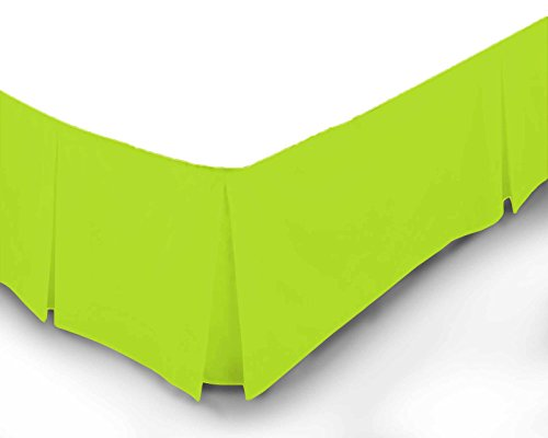 Adam Home Luxus 68 Pick Blatt BettVolant Box Falten (Lime Green, Single)-DE