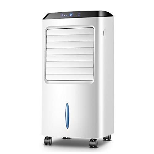 YANGXIAOYU Klimaanlage Ventilator Kühllüfter Befeuchtung Einzel-Kühlventilator Haushaltsklimaanlage Ventilator Bewegen Klein Klimaanlage Klimaanlage Ventilator
