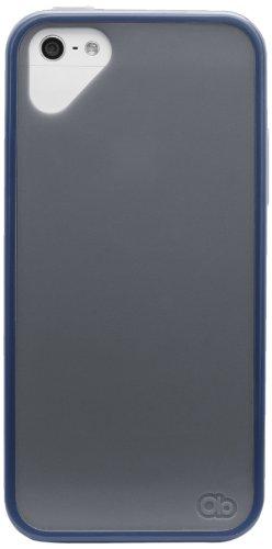 Cloud Olo-Cover per Apple iPhone 5, motivo P Sling-Grey/Blue