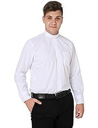 Suchergebnis auf Amazon.de für  Hemd Hoher Kragen - Hemden   Tops, T ... 34fac3d116