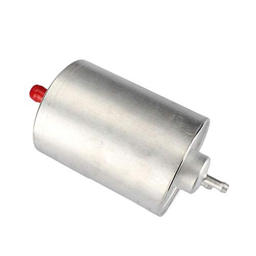 Hunpta@ Auto-Ölfilter,Hohe Qualität Ölfilter 0024773001 Fit Ölfilter Für Mercedes Benz W202 / W210 / S202 / S210 öl Kraftstofffilter Für PKW Filter, (Silber) (Auto-alarm Für Cabrio)