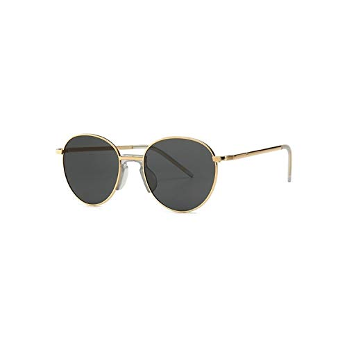 Sportbrillen, Angeln Golfbrille,NEW Fashion Trend Round Sunglasses Men Women Luxury Designer Sun Glasses Metal Frame Stylish Eyewear C05