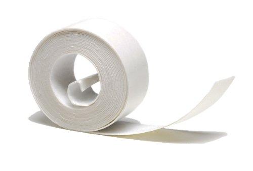 FASHION FIRST AID: White Collar Grime: Protección para el cuello de las camisas. Protección para las blusas. Protección del sombrero contra la suciedad, el sudor, las manchas sobre los bordes y las decoraciones 3,3 metros