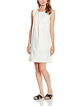 TOM TAILOR Damen Kleid Draped O-Shape Wrap Dress