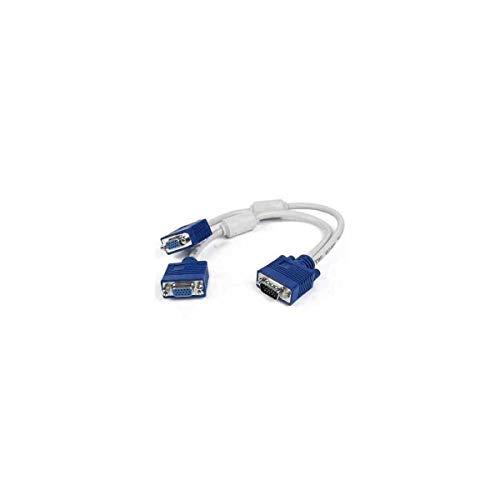 SecuriteGOODdeal Kabel Splitter Displayschutzfolie VGA - Svga Geschirmt Monitor-kabel