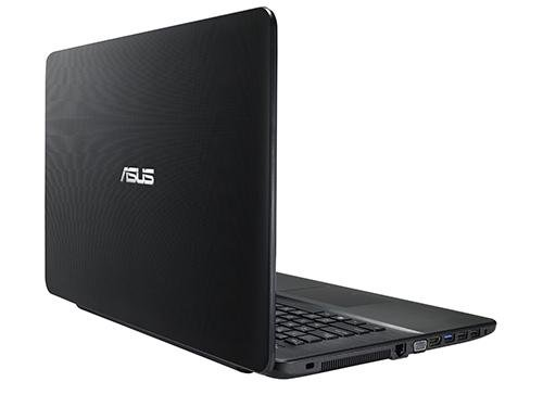 Asus F751NA TYS27T 439 cm 173 Zoll Notebook Intel Celeron N3350 4GB RAM 1TB HDD Intel HD Graphics DVD Laufwerk Win 10 property schwarz Notebooks
