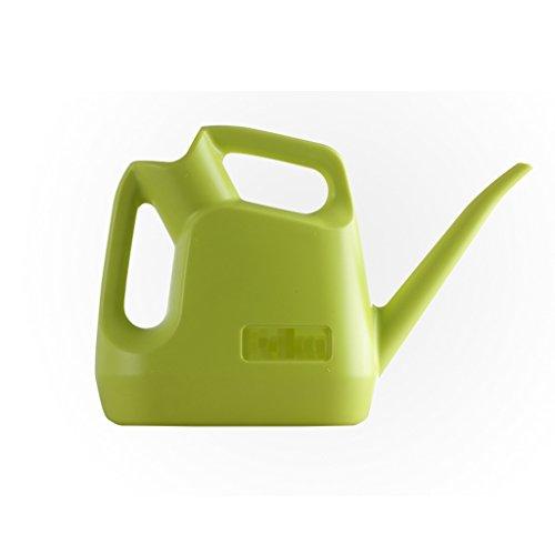 Wddwarmhome Le petit pot d'arrosage en plastique de bouilloire d'arrosage du ménage 1.5L épaississent le corps ( Couleur : Vert )