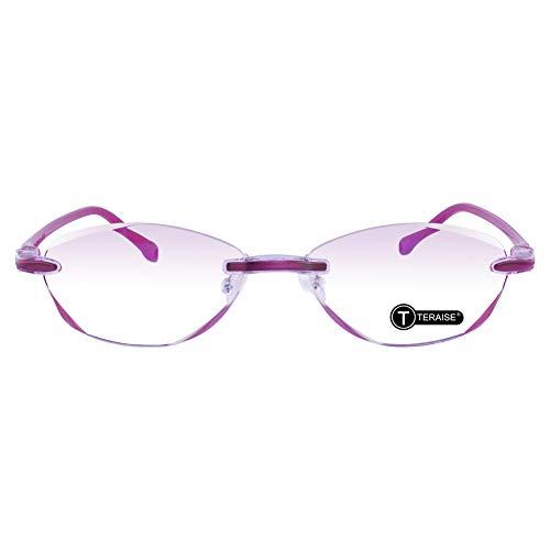 TERAISE Blaulicht-Schutzbrille Gaming Eyewear Reduziert die Überanstrengung der Augen für Frauen/UV Filter Lens Lightweight