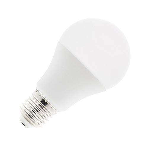 Bombilla LED E27 A60 10W Blanco Frío 6000K-6500K efectoLED