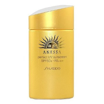 Shiseido Anessa Perfect UV Sunscreen EX SPF 50+ PA+++ 60ml