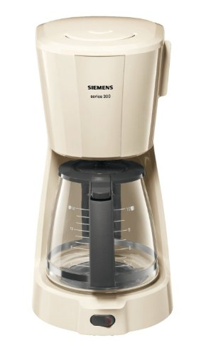 Siemens TC3A0107 Kaffeemaschine Series 300, creme