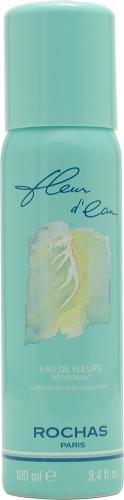 Rochas – Fleur d'eau – 100 ml Eau de Toilette Splash