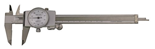 CNC, calibro vernier analogico di alta qualità da 150 mm