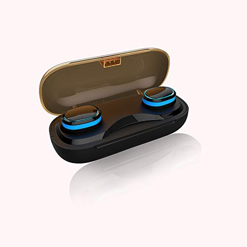 ZUEN Touch IPX7 wasserdicht 5.0 binaurale TWS Stereo Bluetooth Headset Sport Headset 2000 Mah Base (Base-bluetooth-headset)