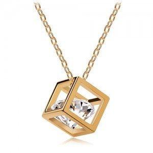 acheter-2-et-obtenir-1-gratuit-collier-avec-pendentif-cube-or-et-argent-diamant-pour-femme
