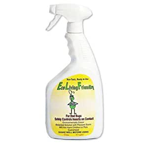 Eco Living Friendly ELF for Bed Bugs, ELF Bed Bug Eradicator, Ready to Use, Non-Toxic, Natural and Safe - 32oz Spray