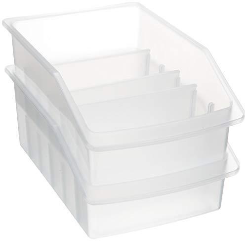 Ruco V475 Küchen Organizer, 2-er Set (Organizer Küchen Schubladen)