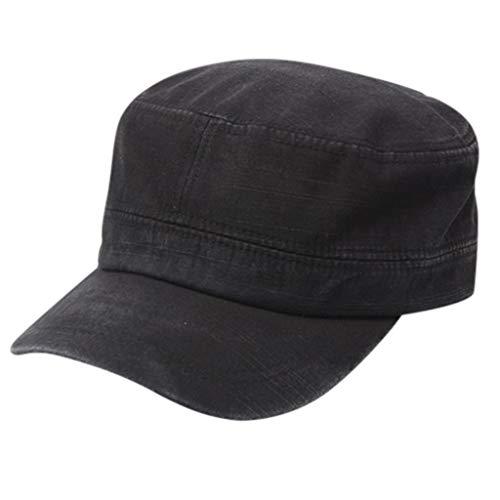 Quick Harry Potter Kostüm - Nyuiuo Modischer wassergewaschener Flat Top Hut