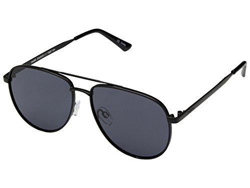 Le Specs Herren Hard Knock Sonnenbrillen Einheitsgröße Schwarz