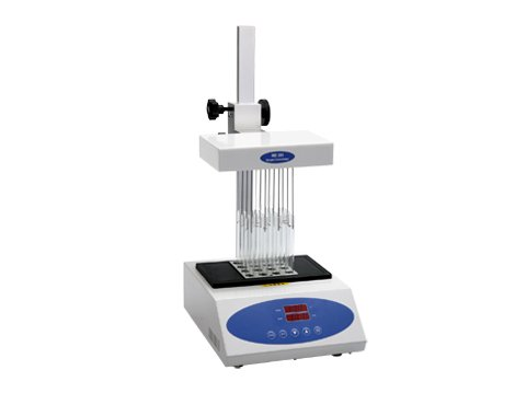 MD200-1 Máquina soplado nitrógeno analógico muestra