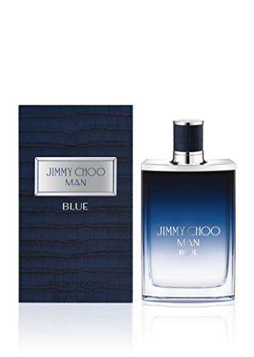 Jimmy Choo Man Blue Eau de Toilette, 100 ml