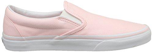 Vans Authentic, Sneakers Basses Mixte Adulte Rose (Ballerina/True White)